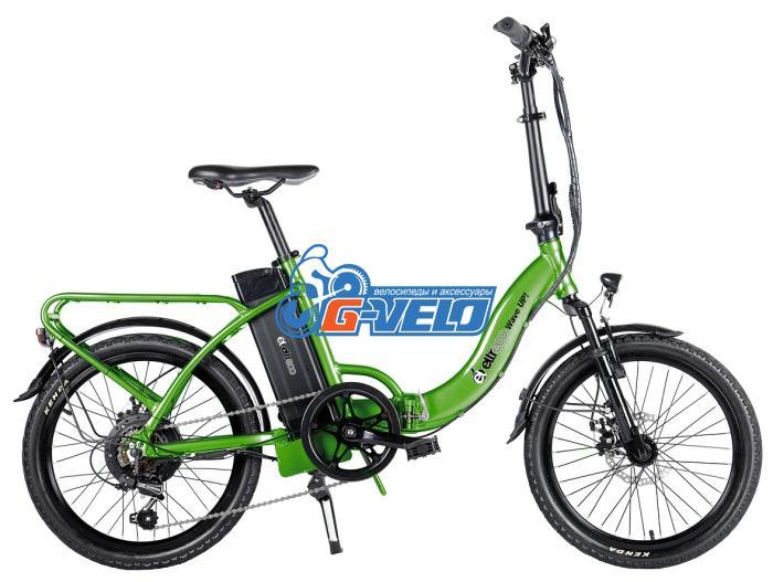 Велогибрид Eltreco Wave UP! 20