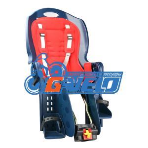 Кресло детское FLINGER SW-BC135 на подседельную трубу рамы, серое