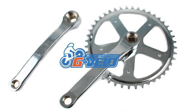 Система Prowheel 44T 165мм квадрат