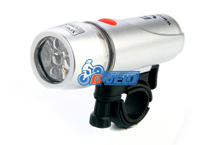 X-light, Фара передняя, 5 диодов, пластик, XC-735