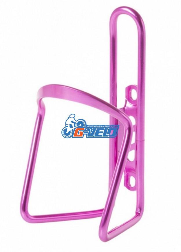 Флягодержатель алюминиевый Vinca Sport, фиолетовый, HC 10 violet