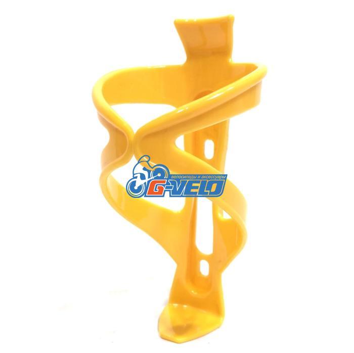 Флягодержатель пластиковый Vinca Sport HC 13 yellow