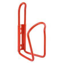 Флягодержатель TRIX алюминиевый, красный HL-BC09