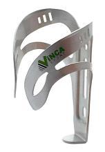 Флягодержатель Vinca Sport, алюминиевый, серебристый, HC 12 silver