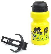 Фляжка дестская + флягодержатель ROTO, желтая
