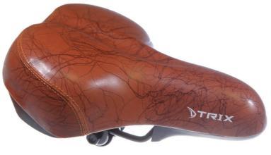 Седло TRIX GFAZ-36 коричневое, 260*190мм