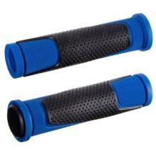 Грипсы STG, резиновые, HL-G305, 125 мм, черно-синие
