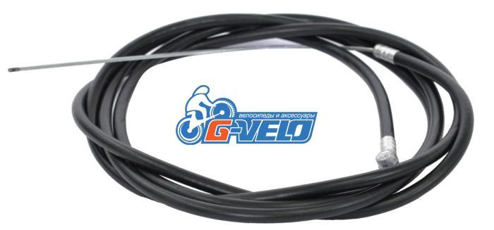 Рубашка тормозного тросика + тросик GVELO D=5 110/130мм