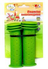 Vinca Sport, Грипсы детские, 102мм, зеленый, H-G 96 green/child