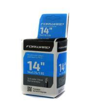 Камера 14 PACO 14*1,75/1,95 автониппель AV, ITR14, резина