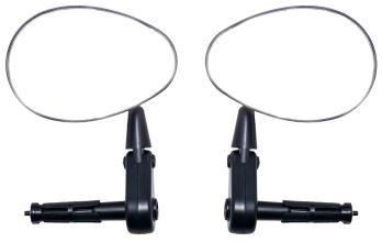 JING YI, Зеркала с торцевым креплением, левое и правое, комплект, JY-9
