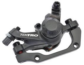 Каллипер механический TEKTRO MD-M280, IS/PM F180/R160 мм