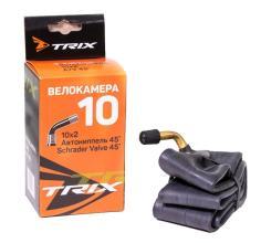 Камера 10 TRIX 48 x 188 кривой автониппель 45° AV, бутил