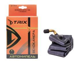 Камера 12 TRIX 12х2-1/4 кривой автониппель AV 45°, бутил