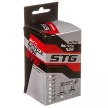 Камера 8 STG, 8Х1,75/2,25, изогнутый автониппель AV33мм, бутил