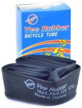 Камера 16 VEE Rubber 16*1,75/2,1 автониппель AV, бутил