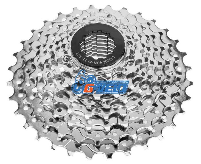 Кассета 9ск TRI DIAMOND CS-9, 12-32Т