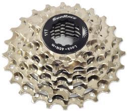 Кассета 7ск SunRace R63, 11-24T, nickel