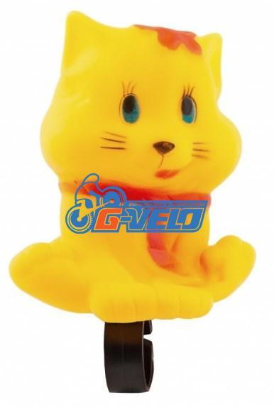 """Клаксон резиновый """"котенок"""""""