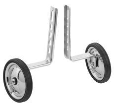"""Колесики с креплениями на детский велосипед 12-20"""" усиленные, металлические, TW08+HL-F31+01"""