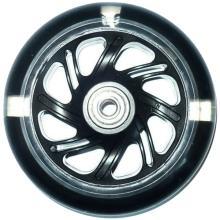 Колесо для самокатов, 117 мм, Vinca Sport, ABEC 7, светящееся, цвет: в ассортименте, SC 01