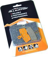 Колодки диск Alligator Organic для AVID CODE R с пружиной
