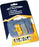 Колодки диск Alligator Organic для AVID XO с пружиной