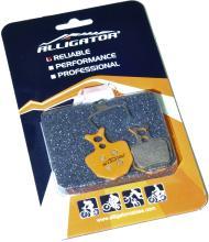 Колодки диск Alligator Organic для FORMULA ORO с пружиной