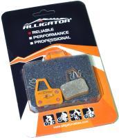 Колодки диск Alligator Organic для HAYES EL CAMINO с пружиной