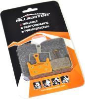 Колодки диск Alligator Organic для HAYES PRIME с пружиной