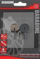 Колодки диск BARADINE для Avid BB5, Tektro MOD/IOX