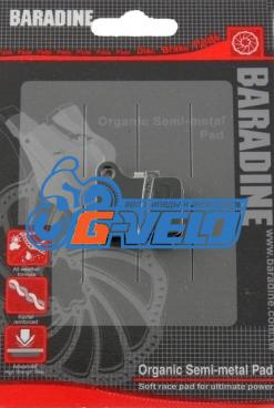 Колодки диск BARADINE для Shimano Deore DS-15+SP-15