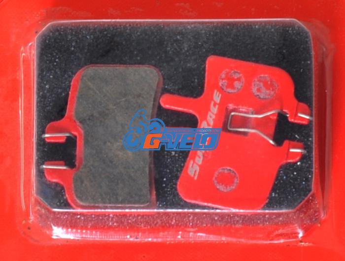 Колодки диск SunRace для Hayes Hydraulic/MX-1 с пружинкой
