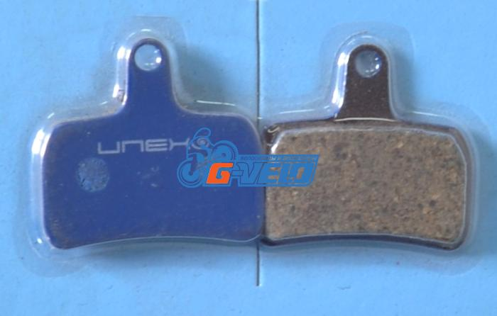 Колодки диск UNEX для Hope Mini Mono с пружинкой