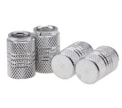 Колпачок на ниппель, алюм., серебро CAP 01 silver