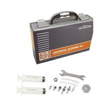 Универсальный комплект для прокачки гидравлических тормозов, ALLIGATOR, HK-UBK001