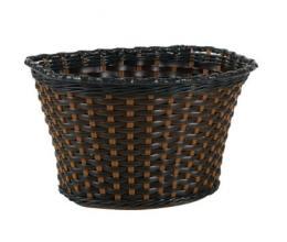 """Корзина детская 20"""" (черно-коричневая) 270х200х170 мм, BS03-10 (20"""")"""