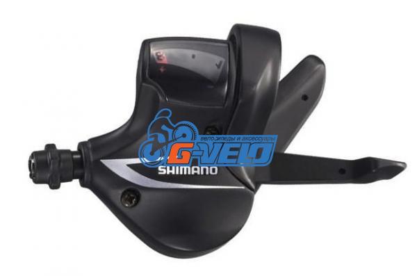Манетка Shimano ACERA SL-M360 3ск черный