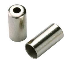 Наконечник оплетки переключения 4,3 мм, латунь HJ-D92N