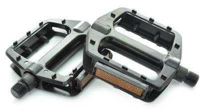 Педали HENGFENG, NF-601, 108*95 мм, алюминий, МТБ