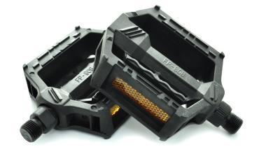 Педали FEIMIN FP-808, 109*83 мм, пластик