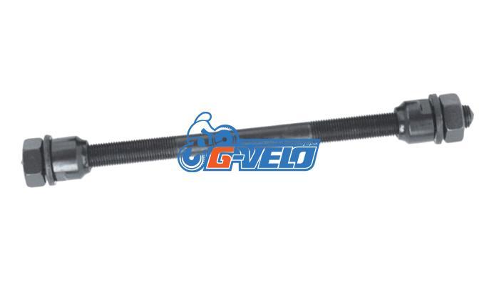 Ось задней втулки 3/8*170мм, сталь, VO 307 B
