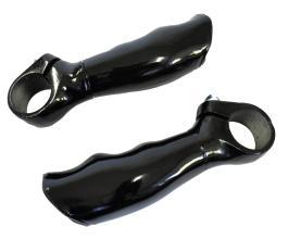 STG Рога алюминиевые HX-Y01-16 черные
