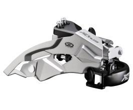 Передний переключатель Shimano ALTUS FD-M370 ун.тяга, 34,9 мм, адаптер 31,8 мм, 44/48
