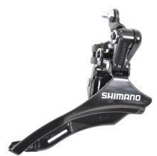 Передний переключатель Shimano FD-TZ30, нижняя тяга, хомут 31,8, 42T