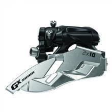 Передний переключатель SRAM, GX, 2 ск, хомут 34,9 мм, верхняя тяга