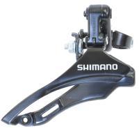 Передный переключатель Shimano FD-TZ30 верхняя тяга, хомут 31,8, 66-69гр