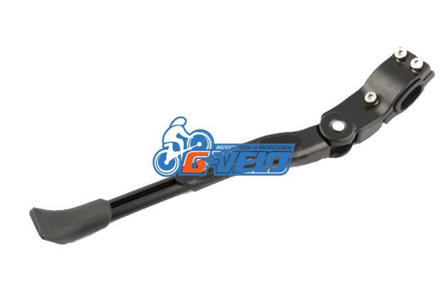 Подножка TRIX, алюминиевая, регулируемая, черная, крепление на перо, HS-001