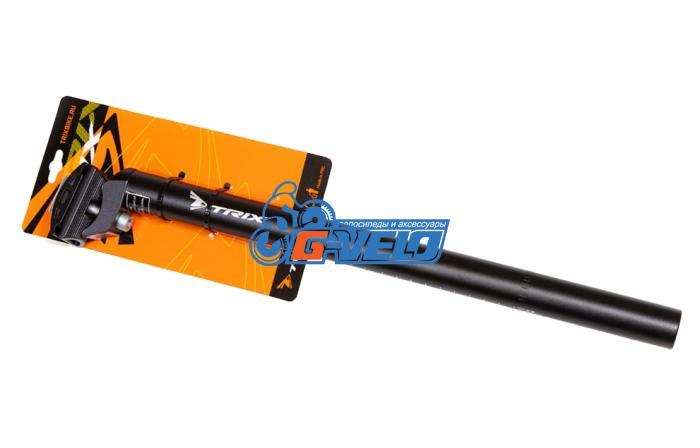 Подседельный штырь TRIX 31,6*400мм алюминиевый, с интегрированным замком седла, JB-8507 (31,6)