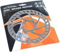 Ротор Alligator Pizza для дискового тормоза 160мм серебро
